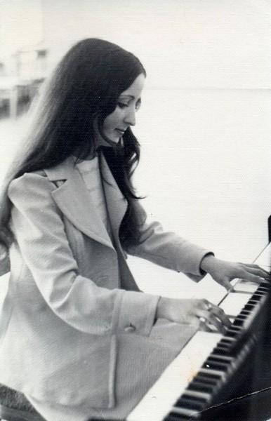 Елькина Анджела Валентиновна 1976 год